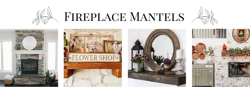 2-Mantels Spring Flowers Inspired Tablescape & Blog Hop Decorating Holidays Spring