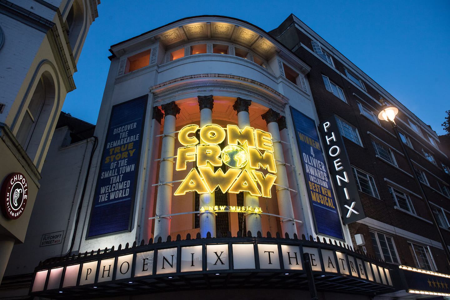 Review Round-up: Come from Away, Phoenix Theatre