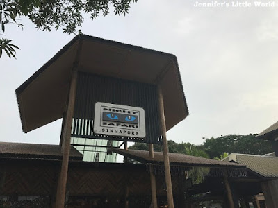 Singapore Night Safari review