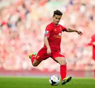 Paper Review Barcelona wants Philippe Coutinho