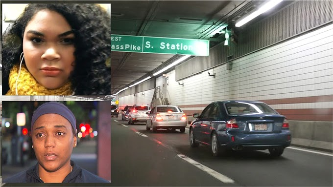 Dominicana grave después de ser atropellada  tras lanzarse de un taxi Uber en túnel de Boston