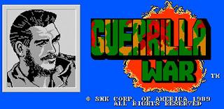 Videojuego Guerrilla War