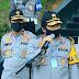 Kapolda Sumbar Lepas Rombongan Patroli Sosialisasi PSBB di Padang