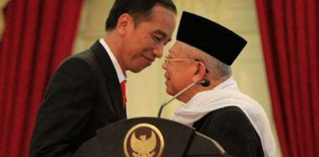 100 Hari Kerja Jokowi-Maruf Semuanya Naik, Hanya Harapan Rakyat Yang Menurun