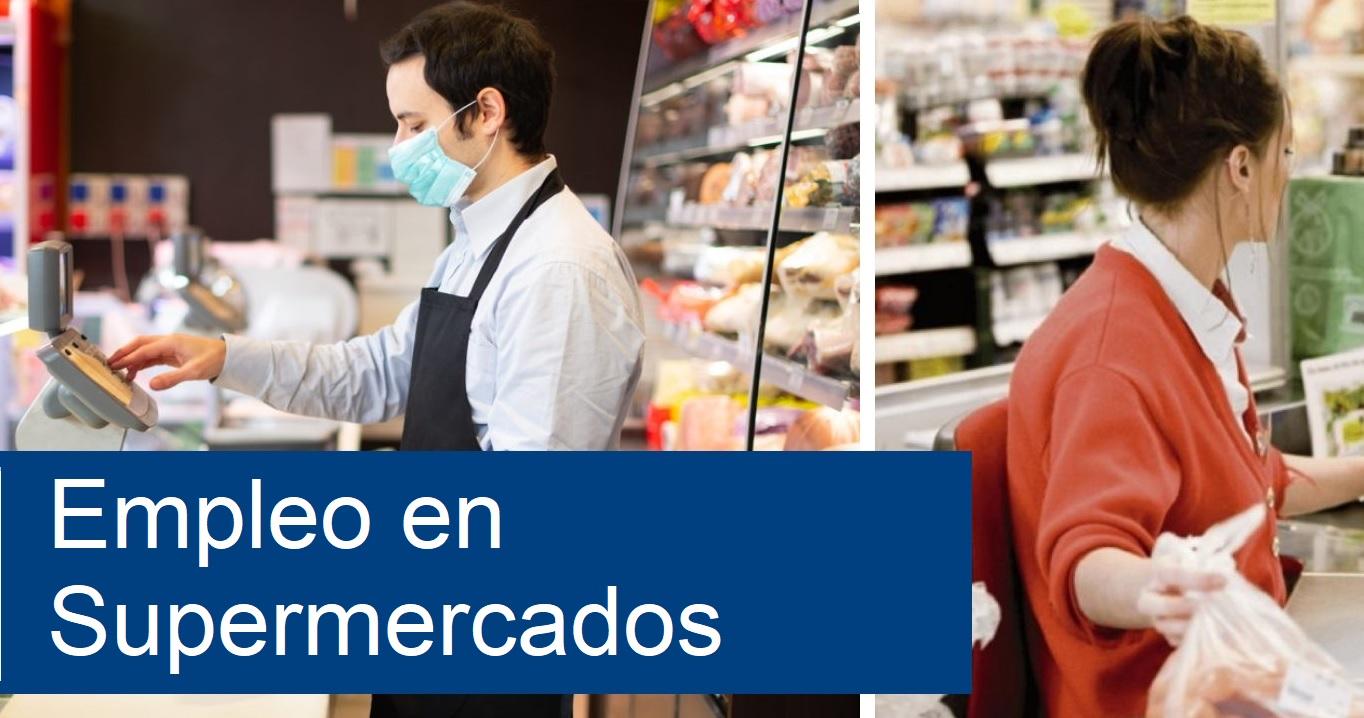 Empleo en Supermercados
