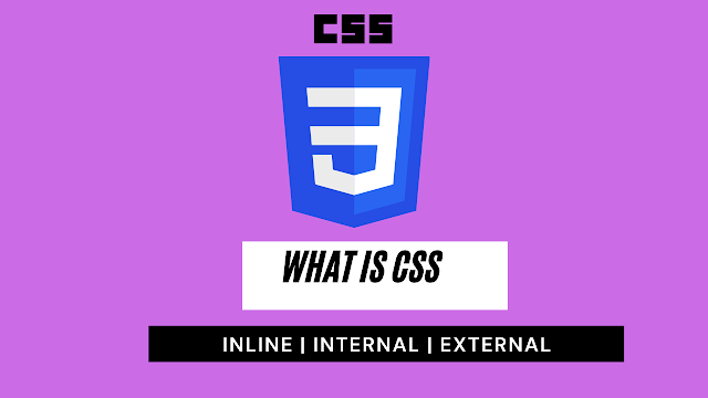what is css used for   what is css in html