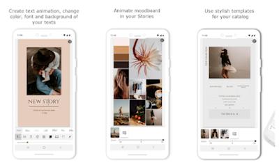 La mejor app para crear historias de Instagram y Facebook
