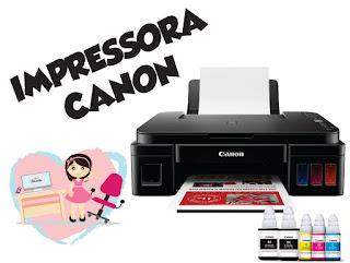 Impressora Canon G3100/G3111