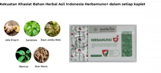Manfaat Herbamuno+