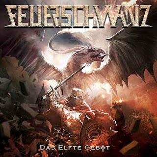 """Ο δίσκος των Feuerschwanz """"Das elfte Gebot"""""""