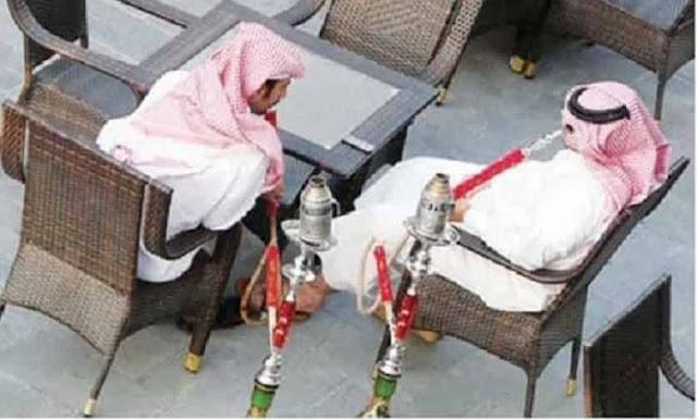 Saudi Arabia temporarily bans Shisha and Tobacco serving in Restaurants & Cafes over Coronavirus fears