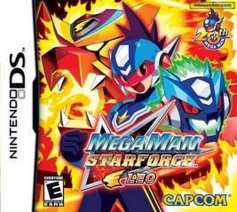 Mega Man Star Force Leo