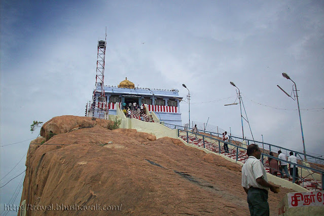 Thiruchirappalli Uchi Pillayar Temple