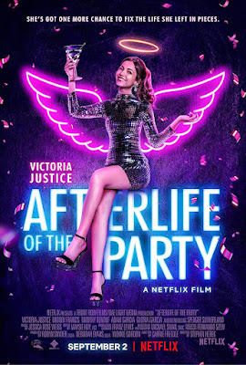 Afterlife of the Party (2021) Eng 5.1ch 720p | 480p HDRip ESub x264 850Mb | 300Mb