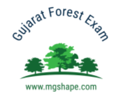 Gujarat forest guard exam 2020-2021