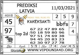 Prediksi Togel LATVIA DUNIA4D 11 MARET 2021
