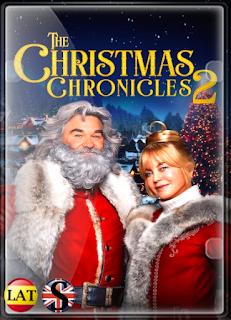 Las Crónicas de Navidad 2 (2020) WEB-DL 720P LATINO/ESPAÑOL/INGLES