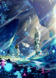 Anime do mangá SOMALI AND THE FOREST SPIRIT está em produção