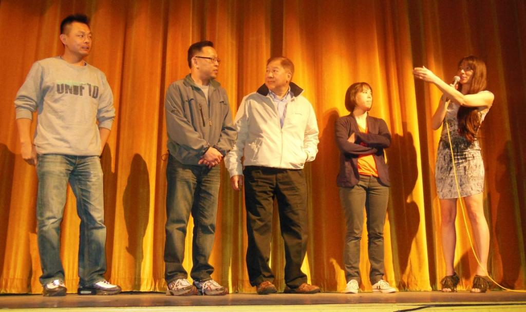 9-MAN at IFFBoston 2014