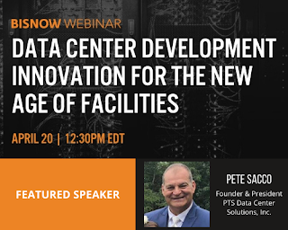 Pete Sacco PTS Data Center Solutions Webinar