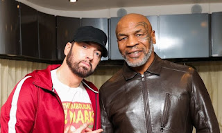 Mike Tyson Talks to Eminem As White Rapper Who's Understand Black