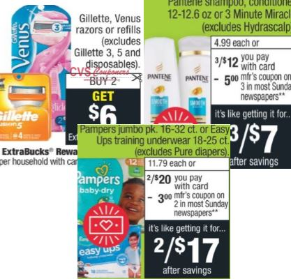 CVS Couponers Get All this For FREE! 9-29-10-5