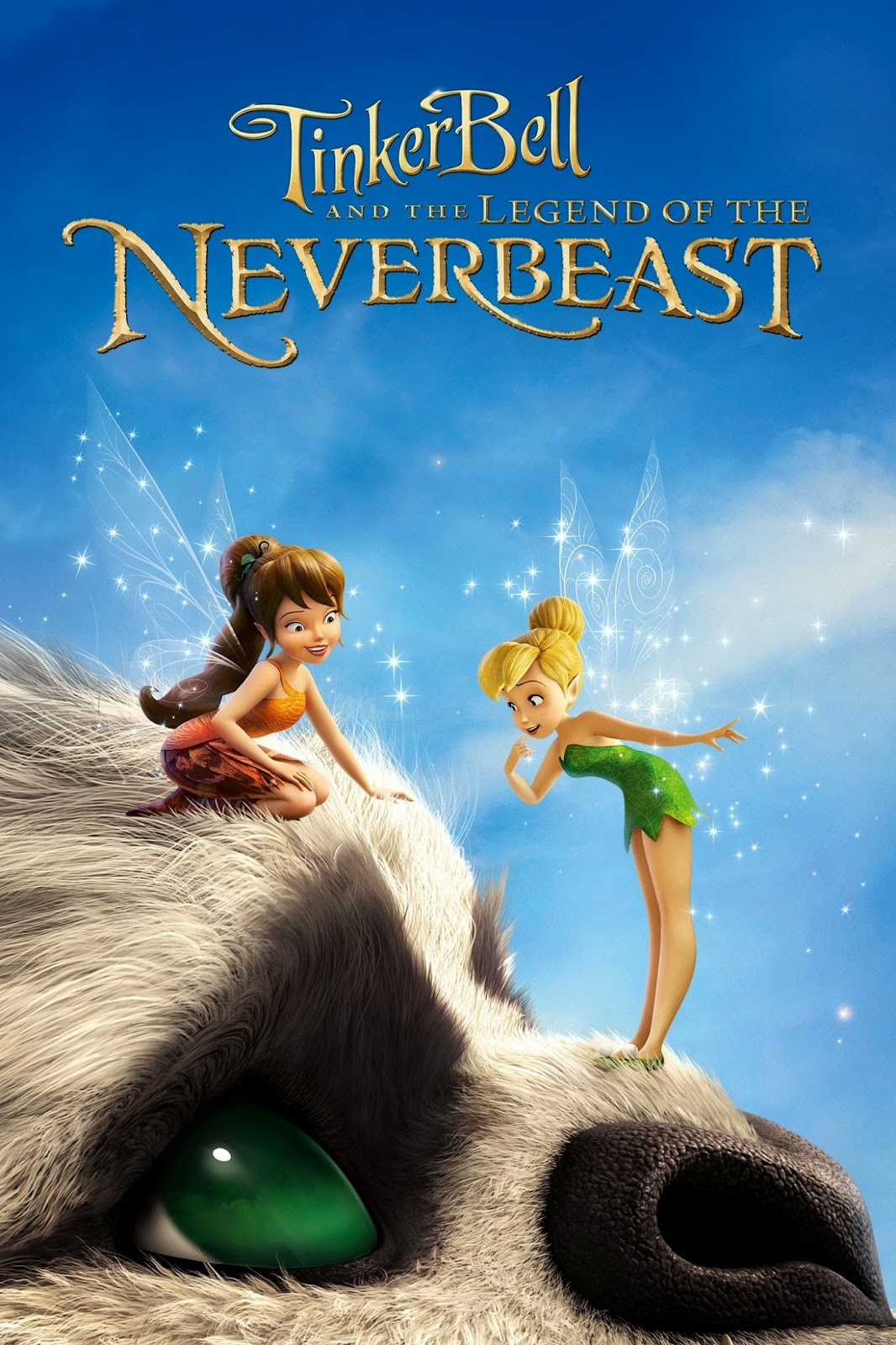Tinker Bell and the Legend of the NeverBeast 2014 - Full (HD)