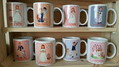 Una gran seleccion de regalos de comunion personalizados para tus hijos