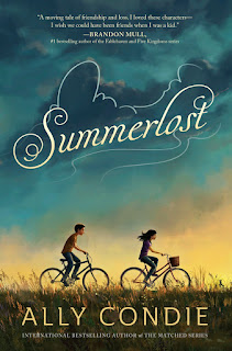 Summer Lost by Ally Condie | Cover Love