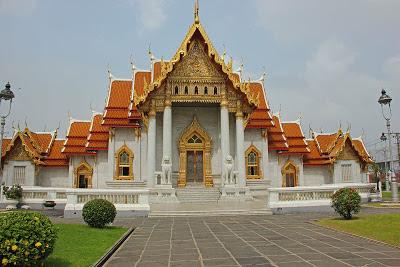 Bangkok Wat Benchamabophit