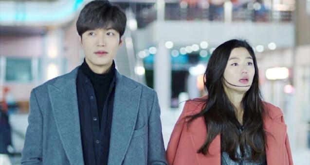 Sinopsis The Legend of the Blue Sea Korean Drama