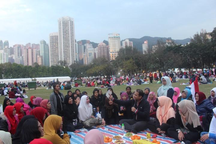 Membimbing Syahadat Mualaf di Makau