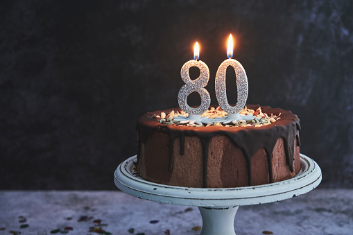 Happy 80th Birthday Wishes for Pastors and Ministers
