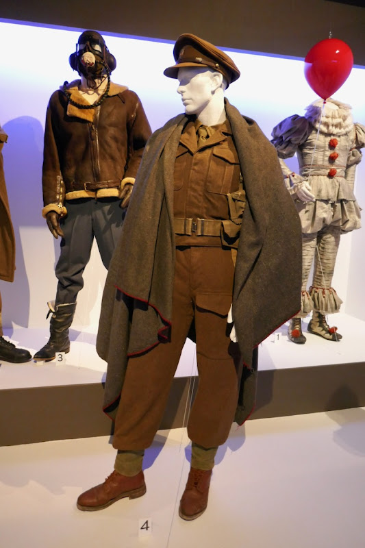 Dunkirk Shivering Soldier costume