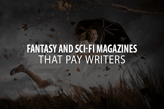 magazine that pay writers