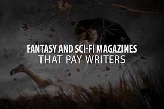 magazine that pay writers
