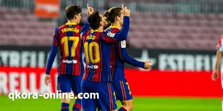 موعد مباراة برشلونة اليوم ضد باريس سان جيرمان بدوري أبطال أوروبا