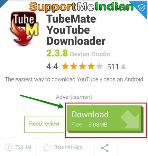 TubeMate download