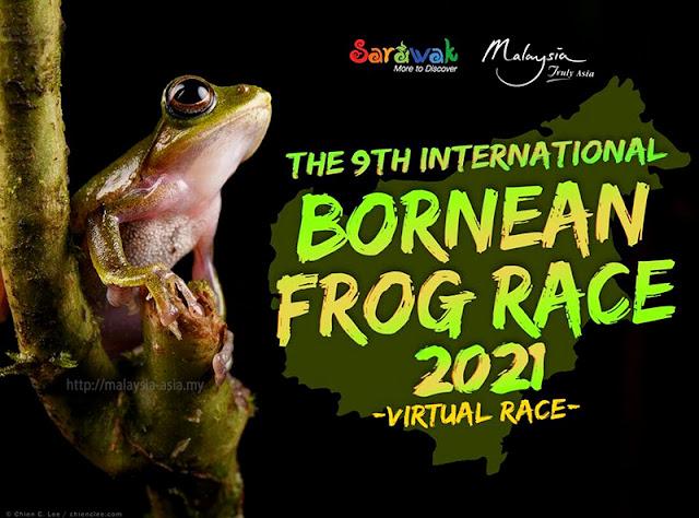 Lumba Katak Borneo 2021
