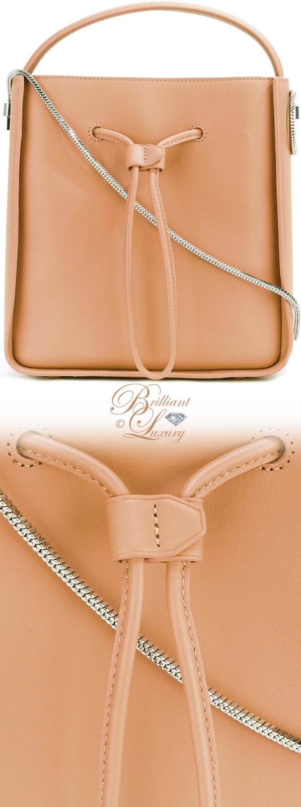 Brilliant Luxury ♦ 3.1 Phillip Lim Small Soleil Bucket Tote