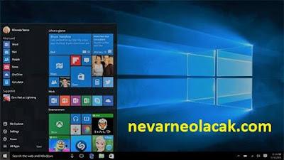 Windows 10'da Bilgisayara Harita İndirme İşlemi Nasıl Yapılır?