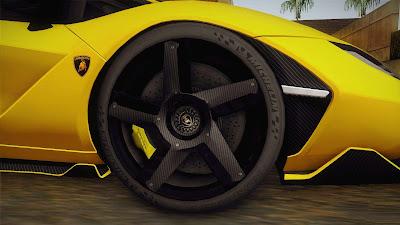 GTA San Andreas Lamborghini Centenario LP770-4 2017 Carbon PJ Best Car