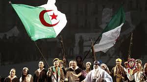 الجزائر تحتفل بذكرى عيد الاستقلال 5 جويلية 1962