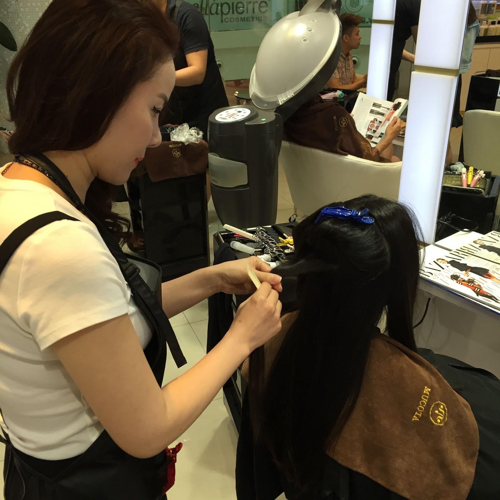 Review Of Hair Highlighting At Kenjo Salon On 19 Feb 2016 Elaine