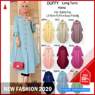 ARK0048A50 Duffy Long Tunik BMGShop