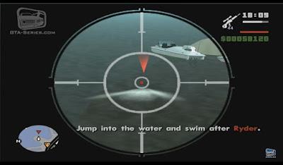 "Misi GTA San Andreas ""Pier 69"""