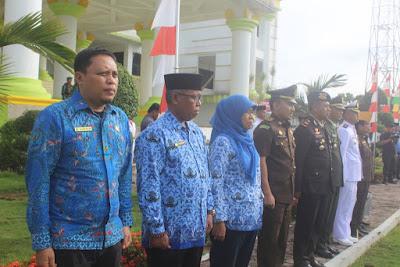 Kakankemenag Tanjungbalai Hadiri Upacara Hari Pahlawan