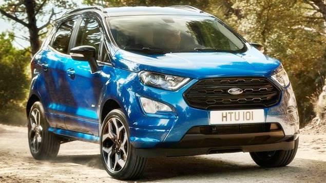 New 2020 Ford Kuga SUV