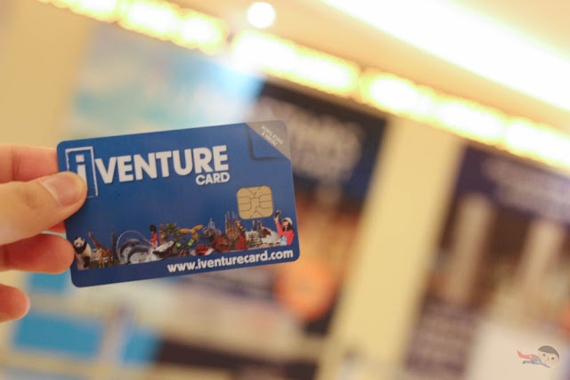 iVenture Card, Wander Kid Travels