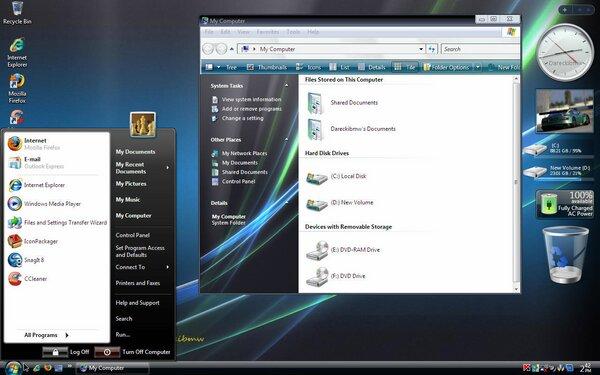 Windows XP Professional SP
